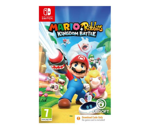 Switch Mario + Rabbids Kingdom Battle - 664571 - zdjęcie