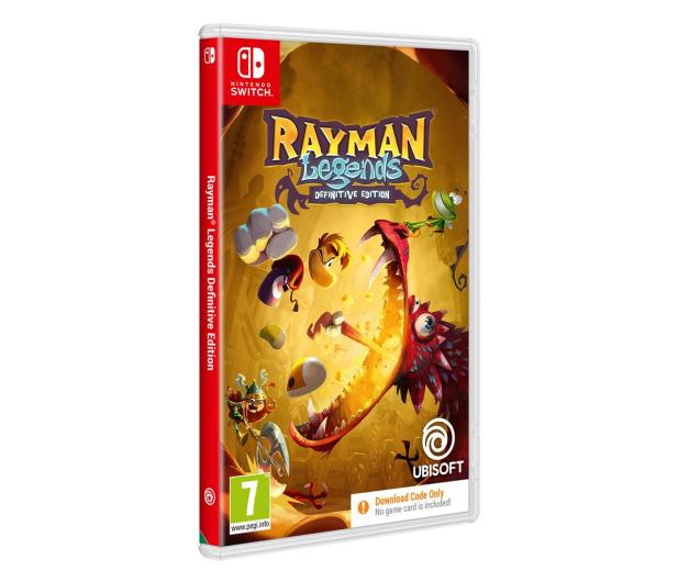 Switch Rayman Legends Definitive Edition - 664572 - zdjęcie