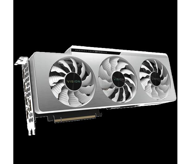 Gigabyte GeForce RTX 3080 Ti VISION OC LHR 12GB GDDR6X - 658147 - zdjęcie 3