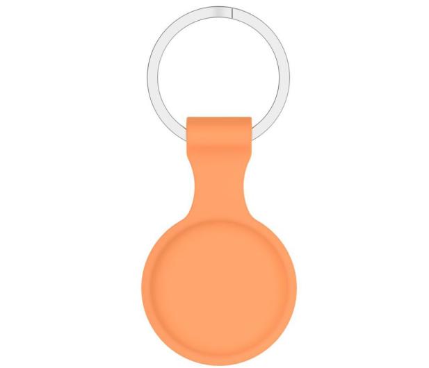 Tech-Protect Silikonowy Brelok do Apple AirTag orange - 652259 - zdjęcie 2