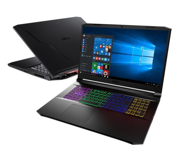 Acer Nitro 5 R7-5800H/32GB/512/W10PX RTX3060 144Hz - 658526 - zdjęcie