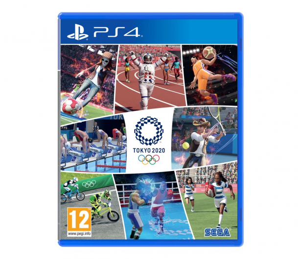 PlayStation Olympic Games Tokyo 2020 - The Official Video Game - 658518 - zdjęcie