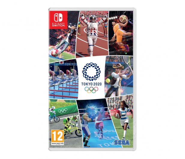 Switch Olympic Games Tokyo 2020 - The Official Video Game - 658515 - zdjęcie