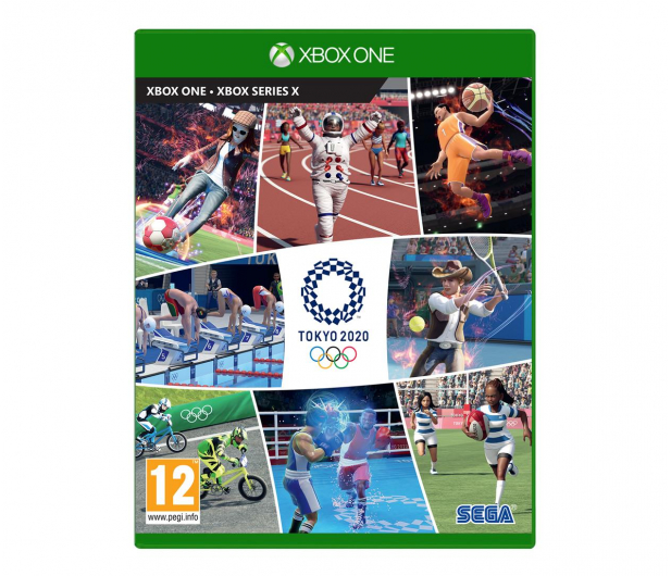 Xbox Olympic Games Tokyo 2020 - The Official Video Game - 658522 - zdjęcie