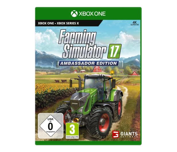 Xbox Farming Simulator 17 Ambassador Edition - 658524 - zdjęcie