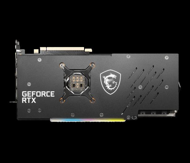 MSI GeForce RTX 3080 Ti GAMING X TRIO 12GB GDDR6X - 655242 - zdjęcie 4