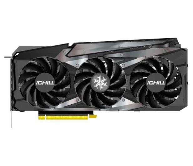 Inno3D GeForce RTX 3080 Ti ICHILL X4 LHR 12GB GDDR6X - 656410 - zdjęcie 2