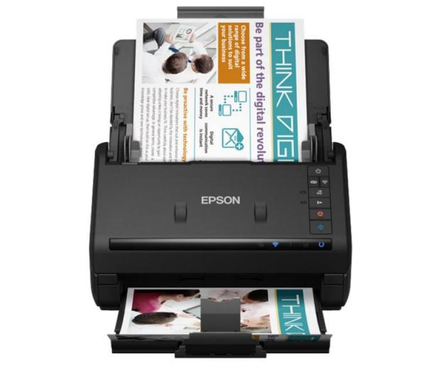 Epson WorkForce ES-500WII - 649725 - zdjęcie 3