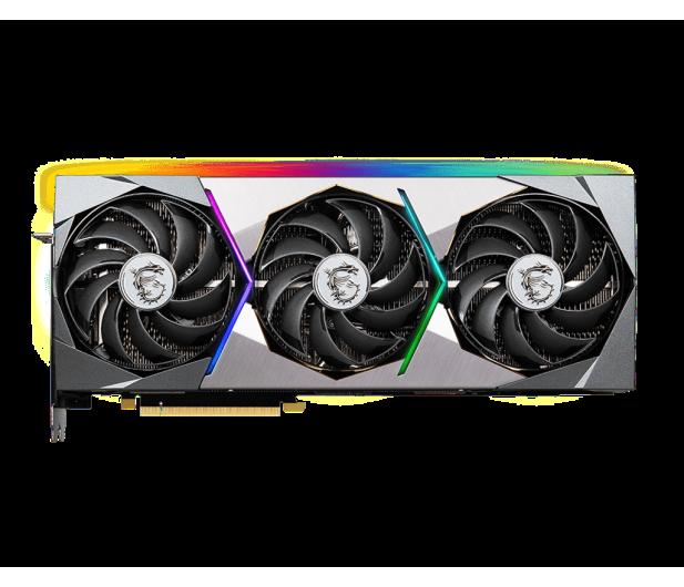 MSI GeForce RTX 3080 Ti SUPRIM X 12GB GDDR6X - 655240 - zdjęcie 3