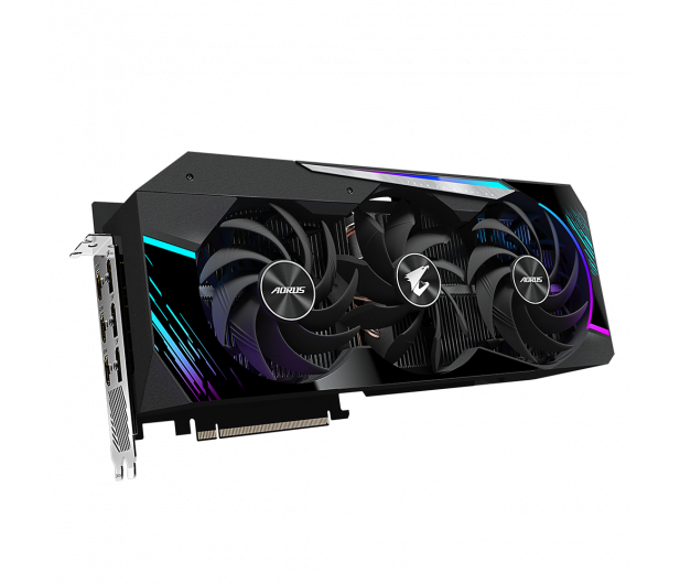 Gigabyte GeForce RTX 3080 Ti AORUS MASTER LHR 12GB GDDR6X - 658144 - zdjęcie 3