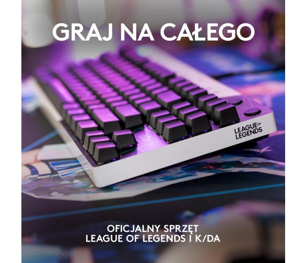 Logitech G PRO Tactile K/DA - 645587 - zdjęcie 2