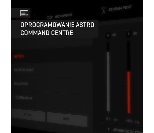 ASTRO A40 TR + MixAmp PRO TR dla PS4, PC  - 500671 - zdjęcie 9