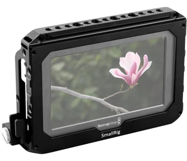 """SmallRig Klatka do monitora 5"""" - 653346 - zdjęcie 2"""