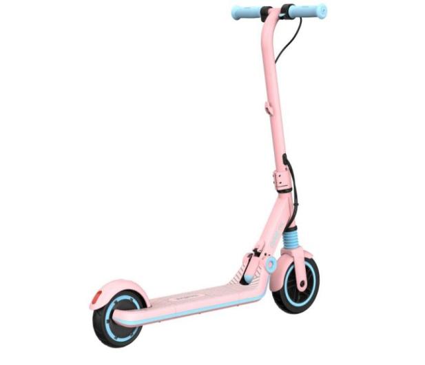 Ninebot by Segway KickScooter E8 różowa - 652201 - zdjęcie 2