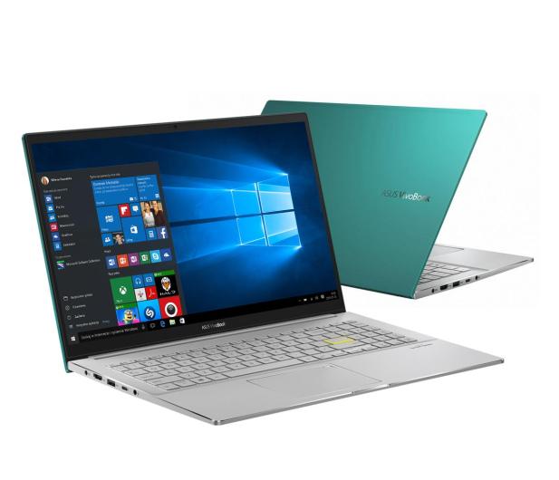 ASUS VivoBook S15 M533UA R5-5500U/16GB/512/W10 - 656900 - zdjęcie