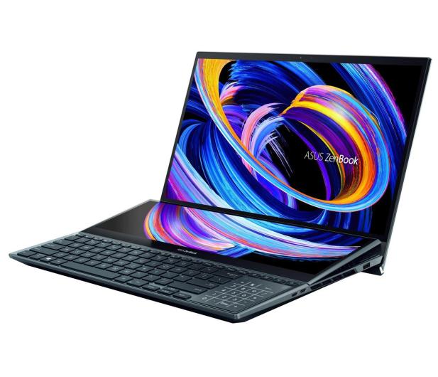 ASUS ZenBook ProDuo i7-10870H/32GB/1TB/W10P RTX3070 - 656044 - zdjęcie 2