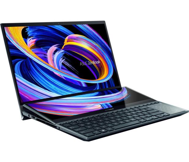 ASUS ZenBook ProDuo i7-10870H/32GB/1TB/W10P RTX3070 - 656044 - zdjęcie 4