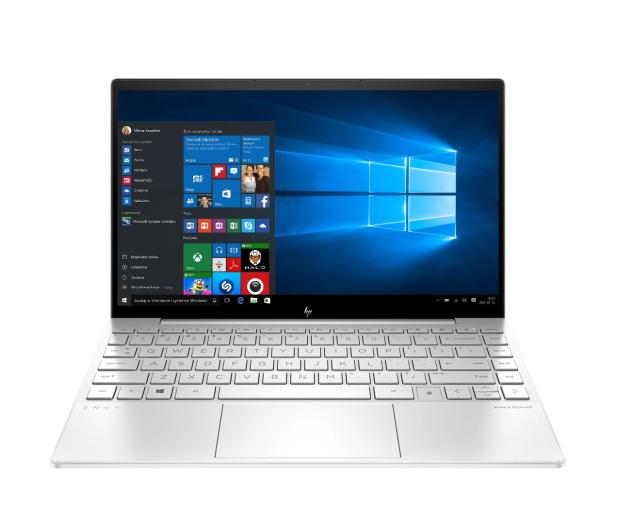 HP ENVY 13 i5-1135G7/16GB/512/Win10 Silver - 657689 - zdjęcie