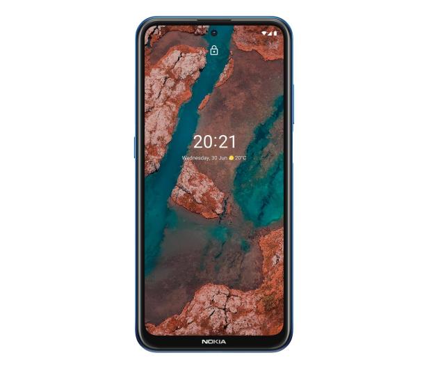 Nokia X20 Dual SIM 8/128 niebieski 5G+Nokia Lite Earbuds - 657670 - zdjęcie 2