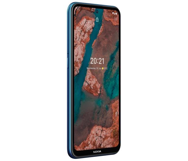 Nokia X20 Dual SIM 8/128 niebieski 5G+Nokia Lite Earbuds - 657670 - zdjęcie 3