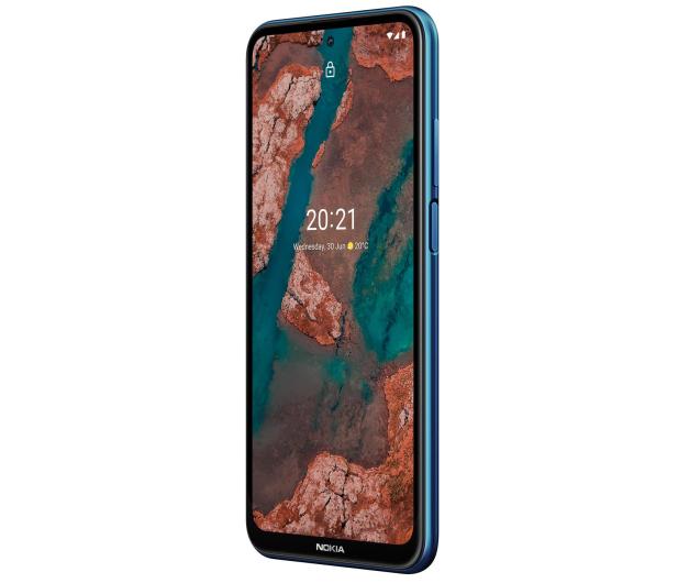 Nokia X20 Dual SIM 8/128 niebieski 5G+Nokia Lite Earbuds - 657670 - zdjęcie 4
