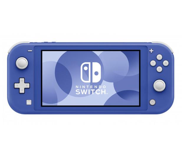 Nintendo Switch Lite - Niebieski - 649842 - zdjęcie