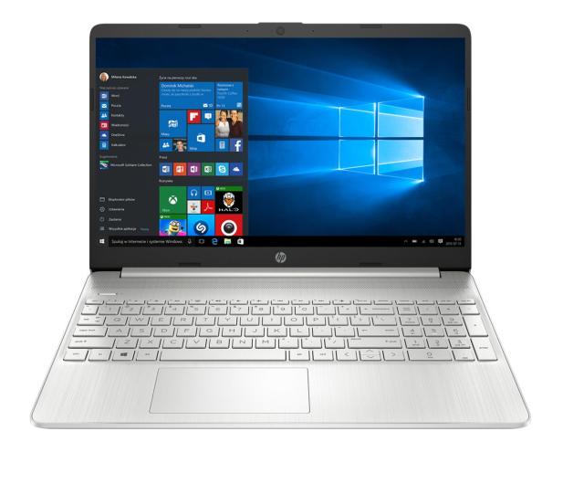 HP 15s Ryzen 3-5300/8GB/960/Win10 IPS - 659189 - zdjęcie
