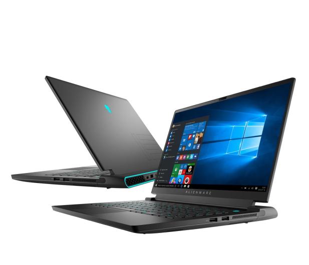 Dell Alienware M15 Ryzen 7/16GB/1TB/W10 RTX3060 165Hz - 657450 - zdjęcie