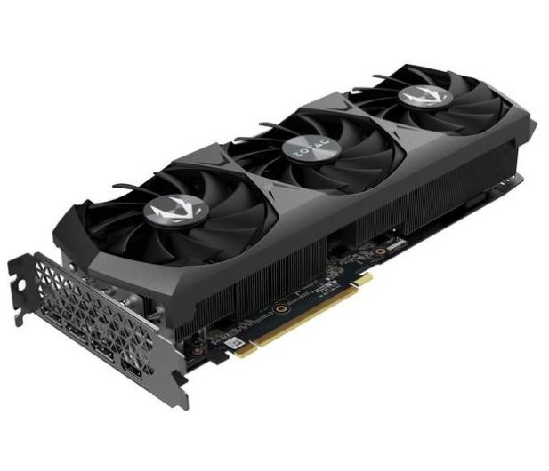 Zotac GeForce RTX 3070 Ti Gaming Trinity 8GB GDDRX6 - 657042 - zdjęcie 2