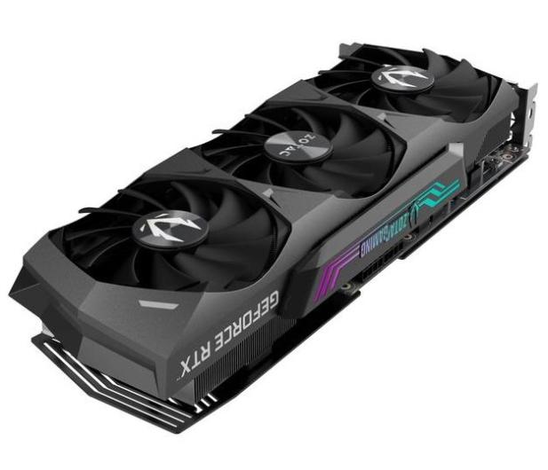 Zotac GeForce RTX 3070 Ti Gaming Trinity 8GB GDDRX6 - 657042 - zdjęcie 3