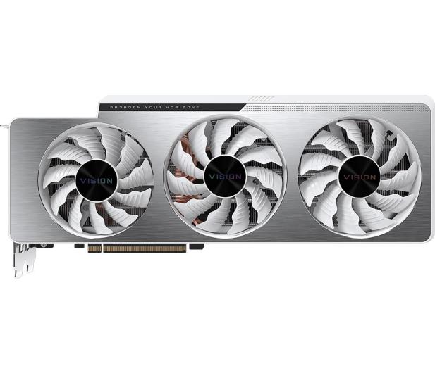 Gigabyte GeForce RTX 3070 Ti VISION OC 8GB GDDRX6 - 659842 - zdjęcie 4