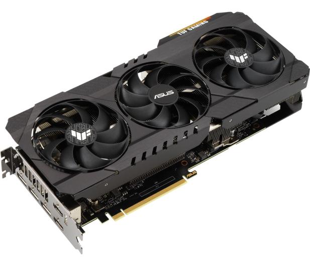 ASUS GeForce RTX 3070 Ti TUF Gaming OC 8GB GDDR6X - 658451 - zdjęcie 2