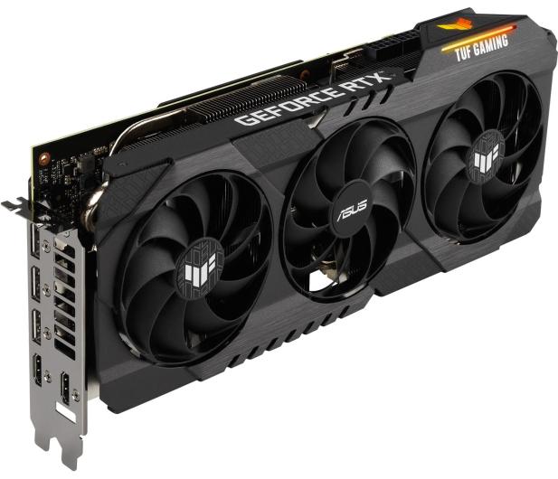 ASUS GeForce RTX 3070 Ti TUF Gaming OC 8GB GDDR6X - 658451 - zdjęcie 3