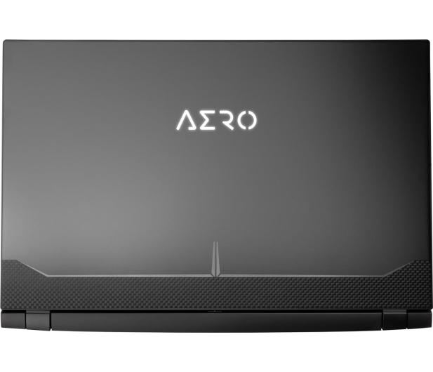 Gigabyte AERO 17 HDR i7-11800H/32GB/1TB/W10P RTX3070 - 655968 - zdjęcie 9