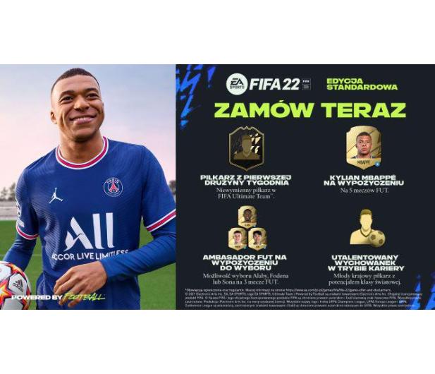 Xbox FIFA 22 - 668053 - zdjęcie 2