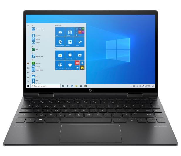HP ENVY 13 x360 Ryzen 7-4700/16GB/512/Win10 - 665729 - zdjęcie 4