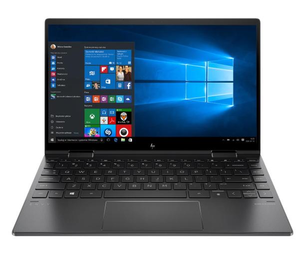 HP ENVY 13 x360 Ryzen 7-4700/16GB/512/Win10 - 665729 - zdjęcie