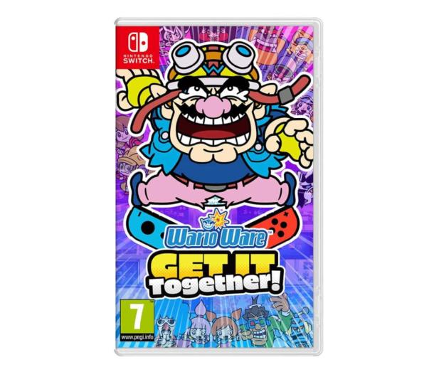 Switch WarioWare: Get It Together! - 668484 - zdjęcie