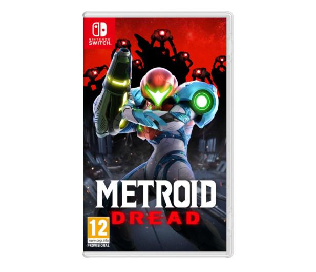 Switch Metroid Dread - 668486 - zdjęcie