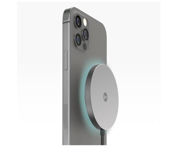Mophie Snap+ Wireless Pad bezprzewodowa MagSafe 15W - 668861 - zdjęcie 3