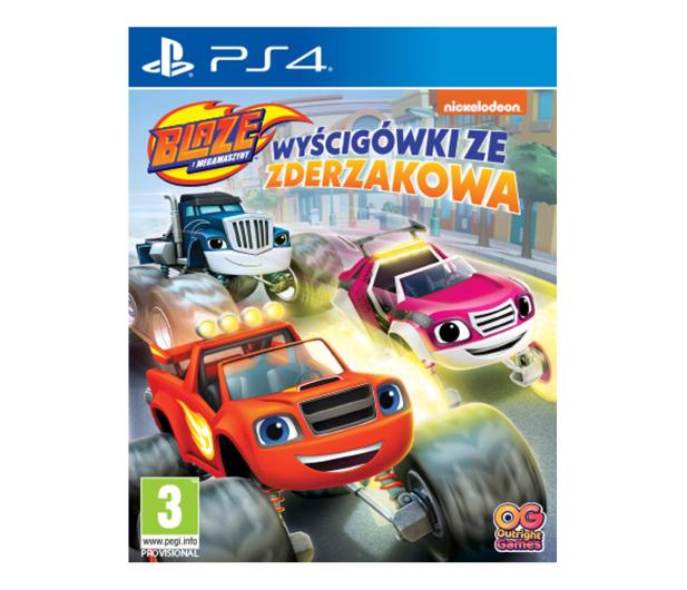 PlayStation Blaze i Megamaszyny: Wyścigówki ze Zderzakowa - 668945 - zdjęcie