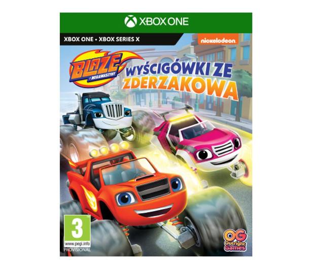 Xbox Blaze i Megamaszyny: Wyścigówki ze Zderzakowa - 668933 - zdjęcie