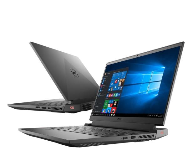 Dell Inspiron G15 5510 i5 10200H/16GB/512/Win10 RTX3050 - 654666 - zdjęcie
