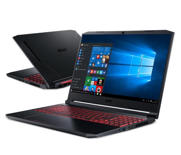Acer Nitro 5 i5-10300H/16GB/512/W10X RTX2060 144Hz - 679554 - zdjęcie