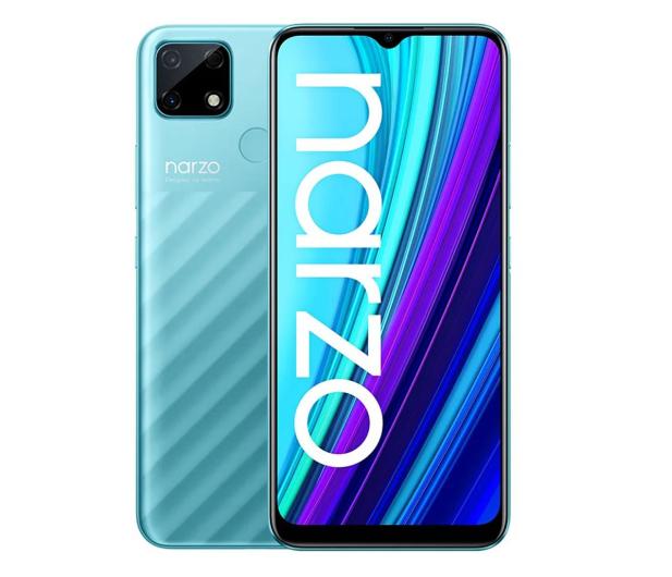 realme narzo 30A 3+32GB blue - 669203 - zdjęcie