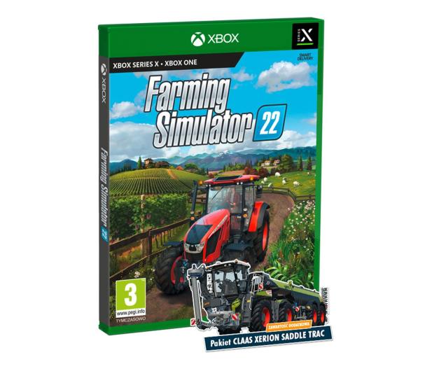 Xbox Farming Simulator 22 - 664314 - zdjęcie