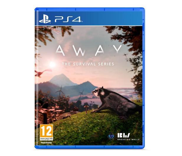 PlayStation Away The Survival Series - 669624 - zdjęcie