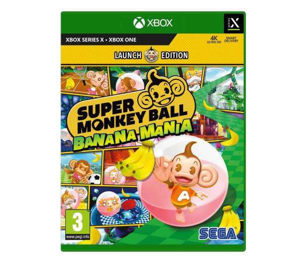 Xbox Super Monkey Ball Banana Mania Launch Edition - 670175 - zdjęcie