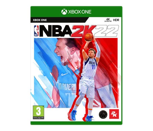 Xbox NBA 2K22 - 670176 - zdjęcie