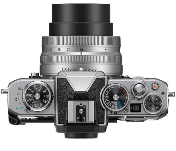 Nikon Z fc + Z 16-50 F3,5-6,3 VR srebrny - 669829 - zdjęcie 2